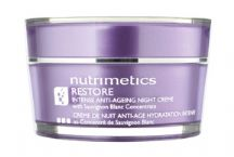 Nutrimetics Restore Night Crème